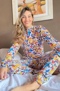 Pijama Largo Donald -