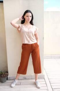Pantalon Flora -