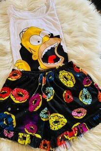 Pijama Homero 2 -