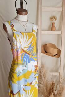 Vestido Largo Miami -