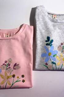 Remera Floral -