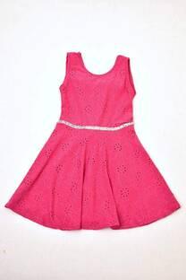vestido de BRODERY -