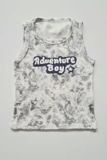 Musculosa Adventure bebe -