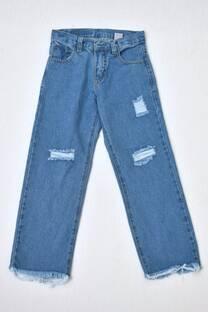 jeans mom niña  -