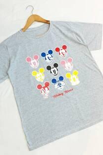 Remera Mickey World -