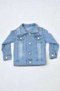 campera de jeans bebé