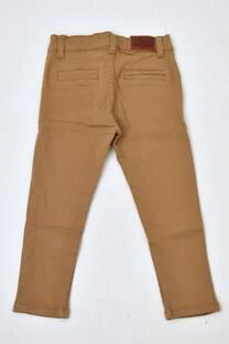 pantalón de gabardina niño