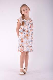 Vestido Crepe -