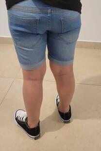 bermuda de jeans niño -