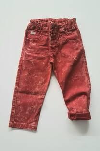Pantalón batik elastizado bebe -