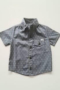 Camisa pintitas bebe -