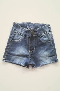 Short jean oscuro beba -