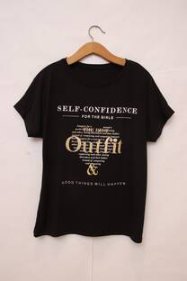 REMERA THE BEST OUTFIT -