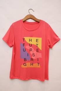 REMERA THE FUTURE IS BRIGHT -