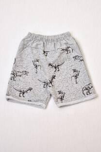 short algodón rústico línea bebé -
