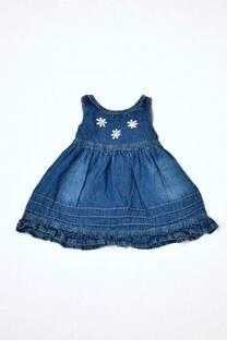 vestido de jeans línea beba  -