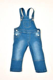 jardinero de jeans  -