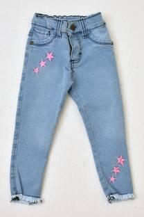 jeans beba  con bordado  -