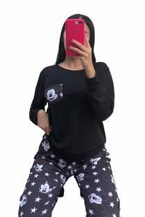 Conjunto Pijama Mickey Mouse -