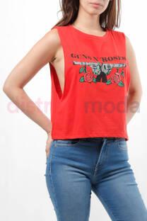 Musculosa Corta Guns n' Roses -