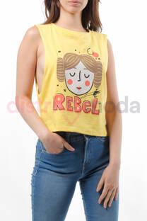 Musculosa Muñeca Rebel -