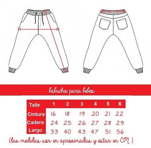 Imagen carrousel Campera nena jean elast s cintura 0