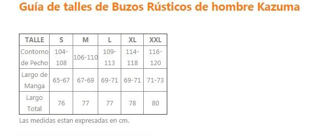 Imagen carrousel Buzo Rustico Unlimited 3
