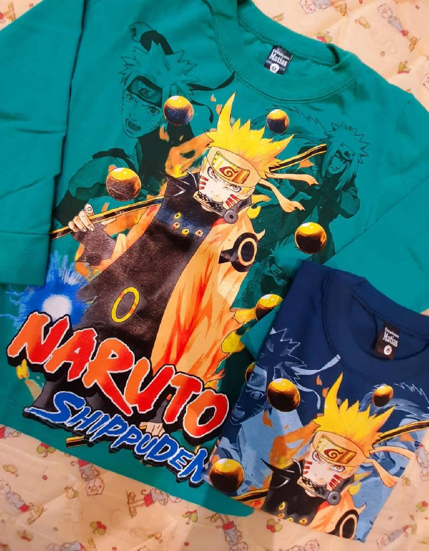 Imagen carrousel Camiseta Naruto 2