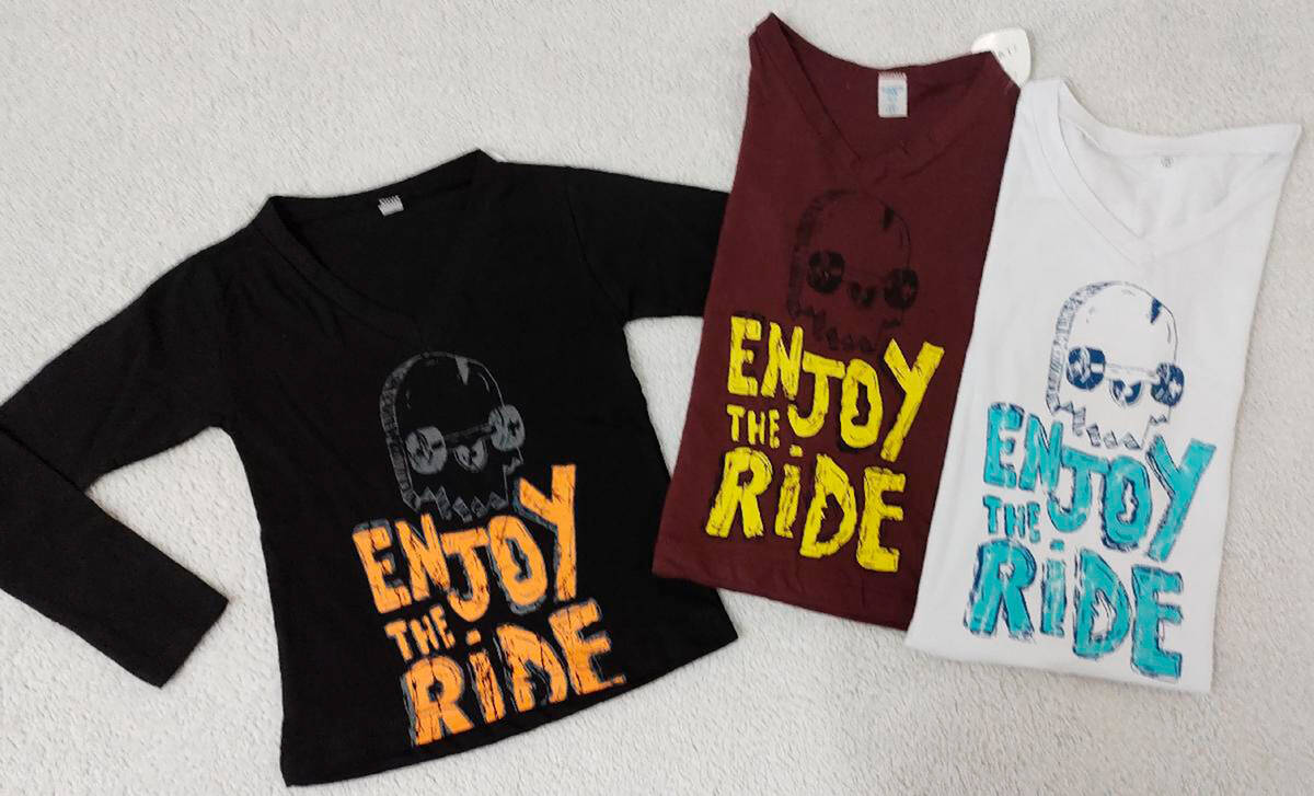Imagen producto Camiseta Enjoy 5
