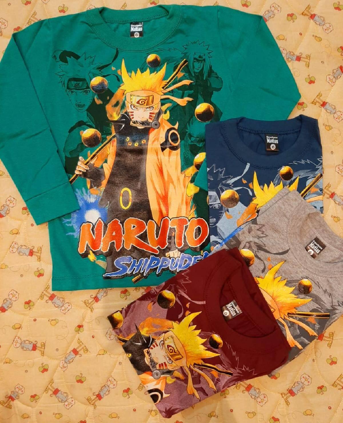 Imagen carrousel Camiseta Naruto 1