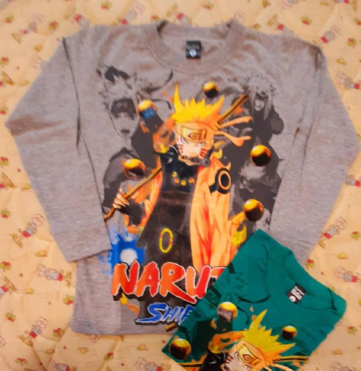 Imagen producto Camiseta Naruto 5