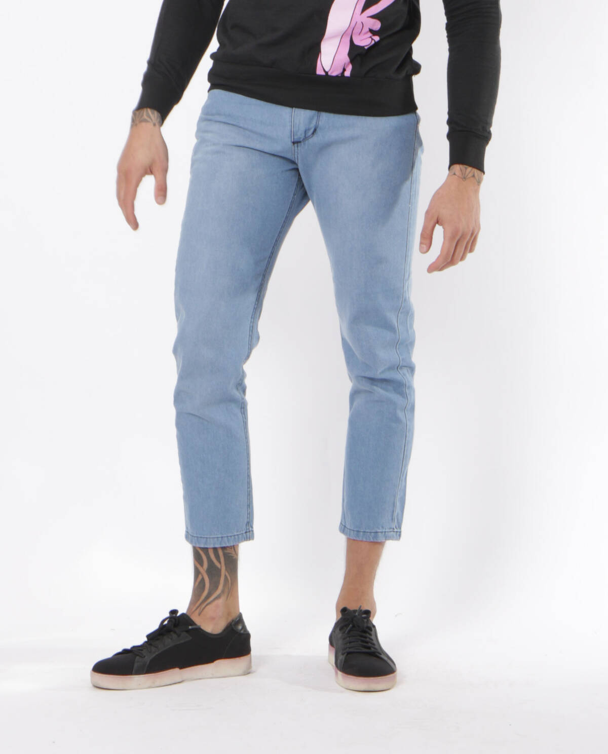 Imagen producto Jeans Mom B Liso 6