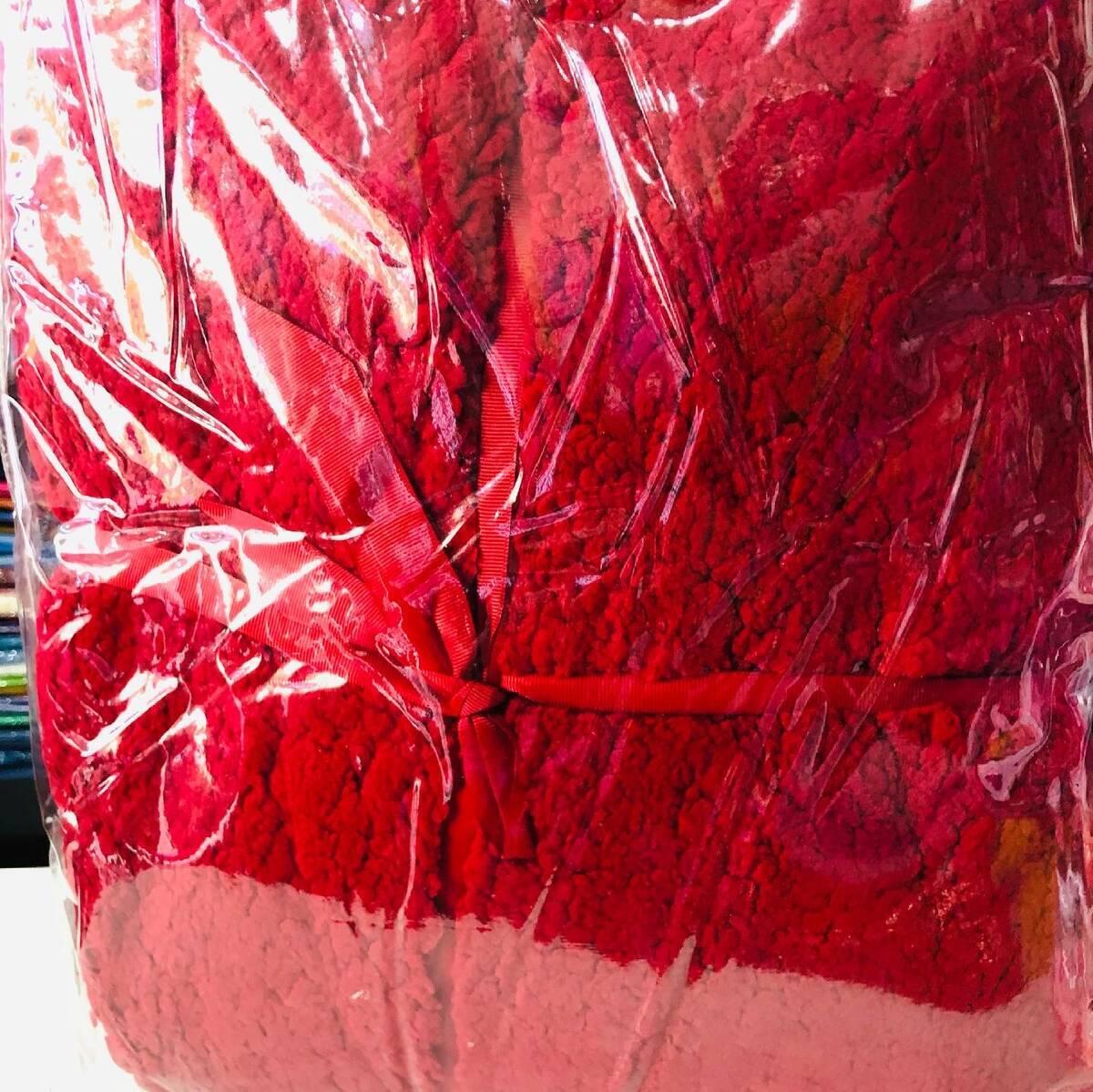 Imagen carrousel Frazadas de corderito 2 1/2 pzas Doble Faz 2