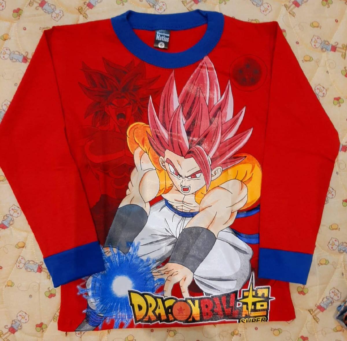Imagen producto Camiseta Dragón ball 5