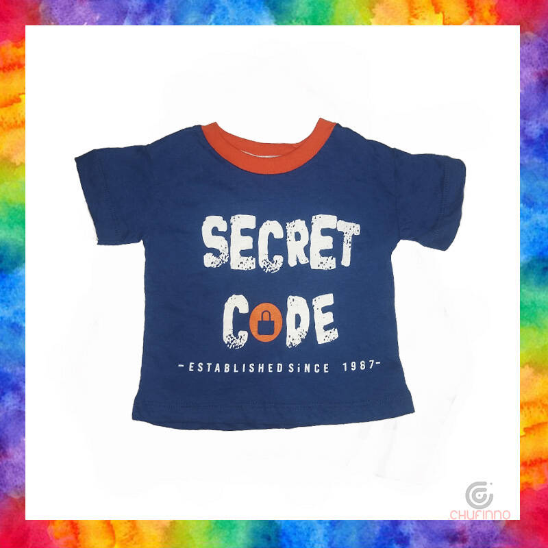 Imagen producto REMERA SECRET BEBE 14