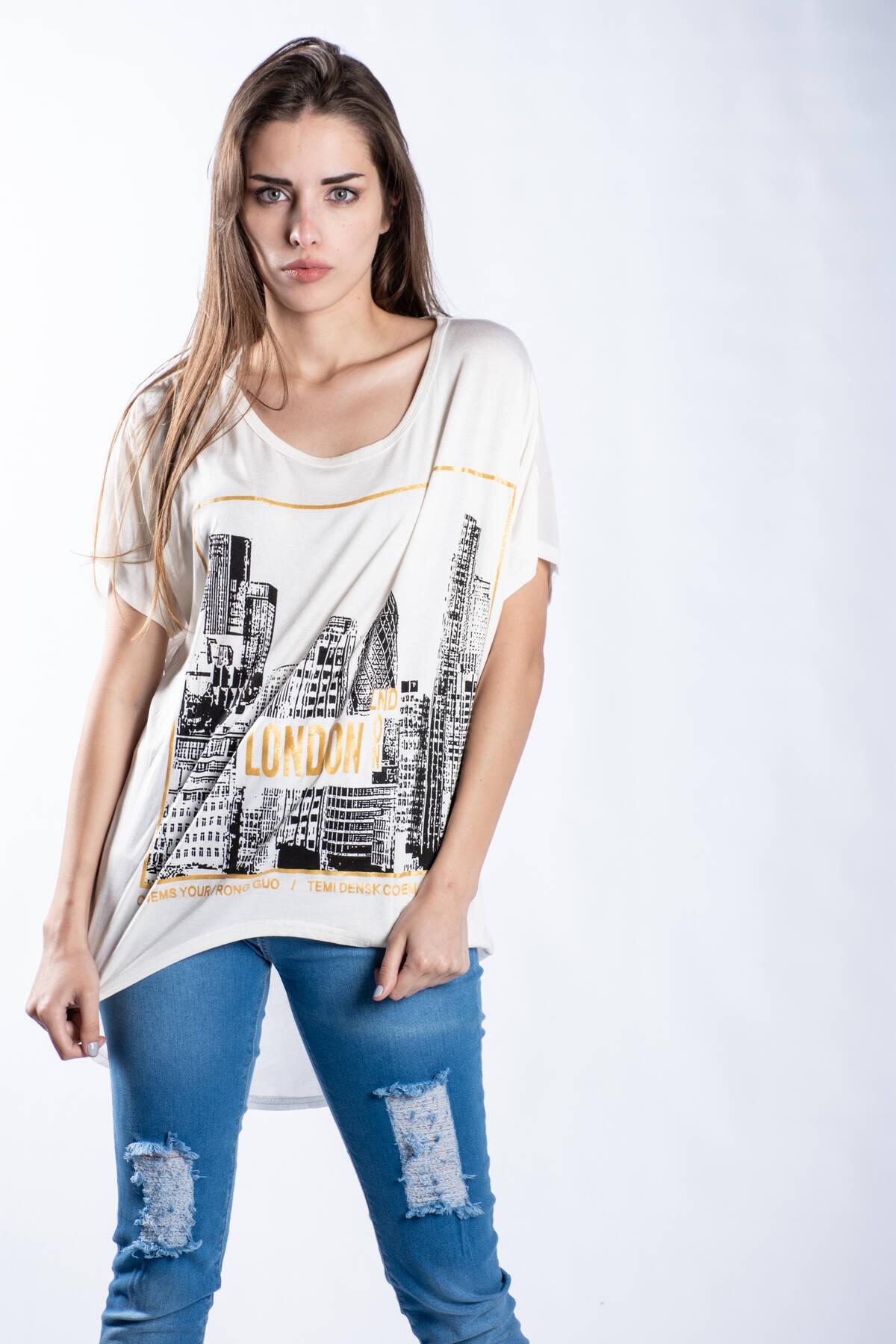 Imagen carrousel Remera importada city 2