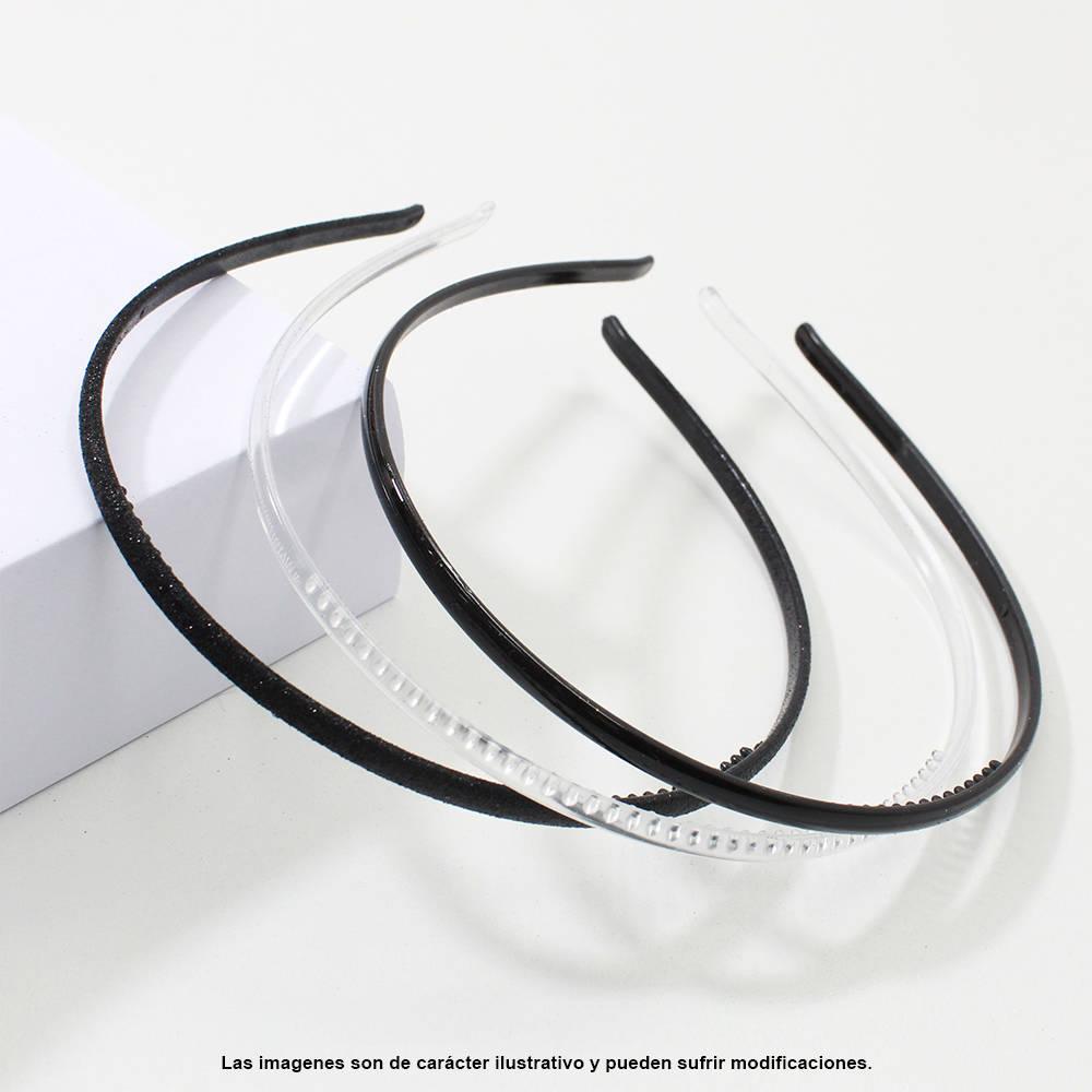 Imagen producto Pack de vinchas rígidas x3 unidades. 0
