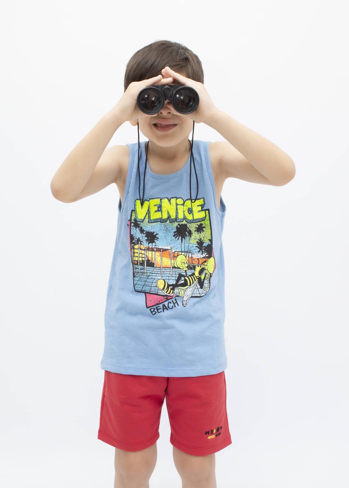 """Imagen producto Musculosa Varon """"Venice"""" 34"""