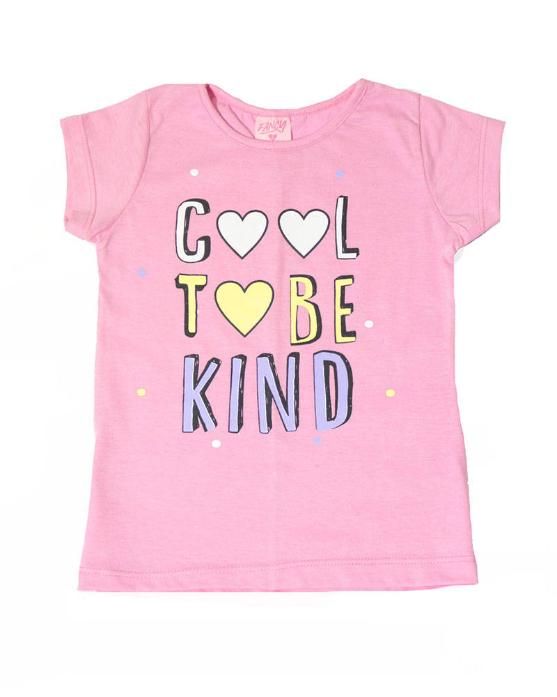 """Imagen carrousel Remera Kendra """"Cool to be kind"""" 2"""