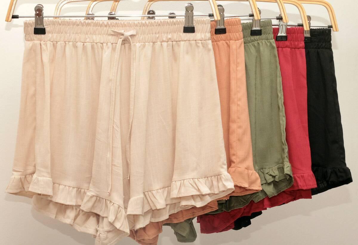 Imagen producto Shorts de Lino AVA 14