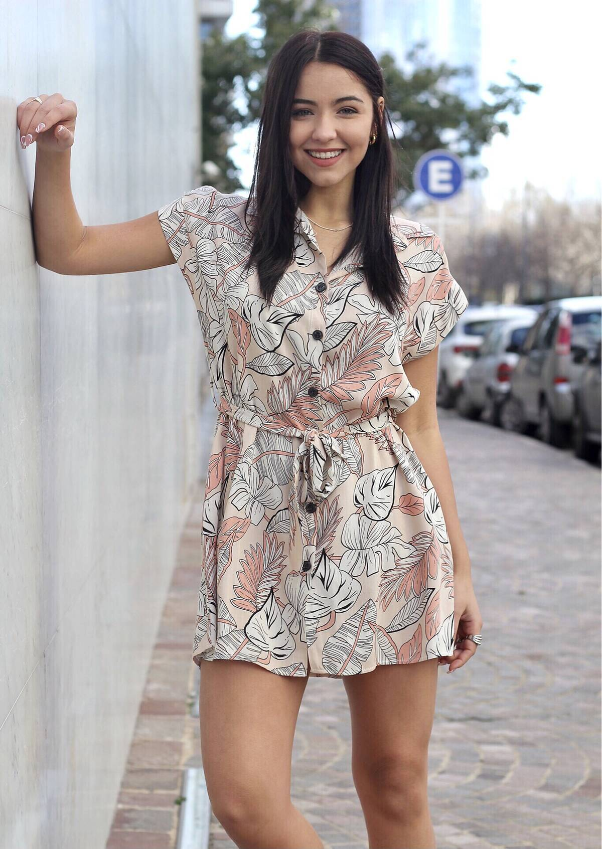 Imagen carrousel Vestido Camisa Marione 1