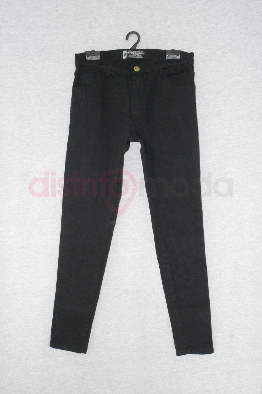 Imagen carrousel Jean elastizado negro 1