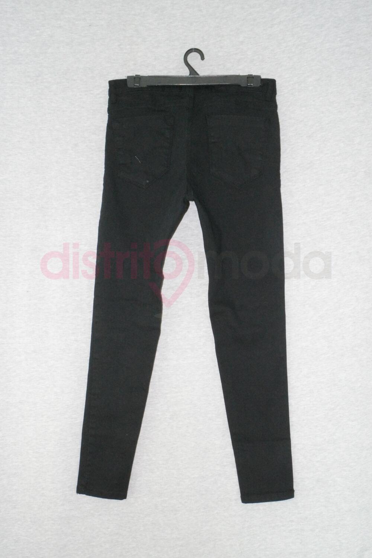 Imagen carrousel Jean elastizado negro 2