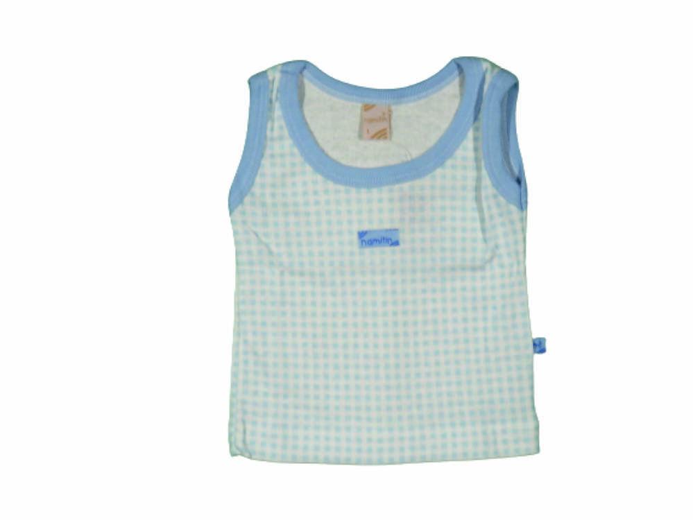 Imagen producto Musculosa de Bebe RIBB ESTAMPADO pack x 12 6