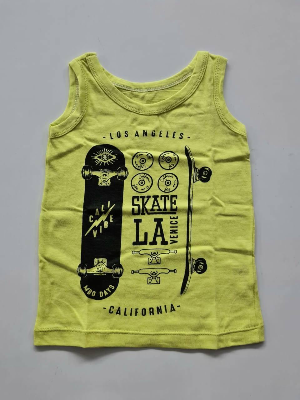 Imagen producto Musculosa Skate nene 0