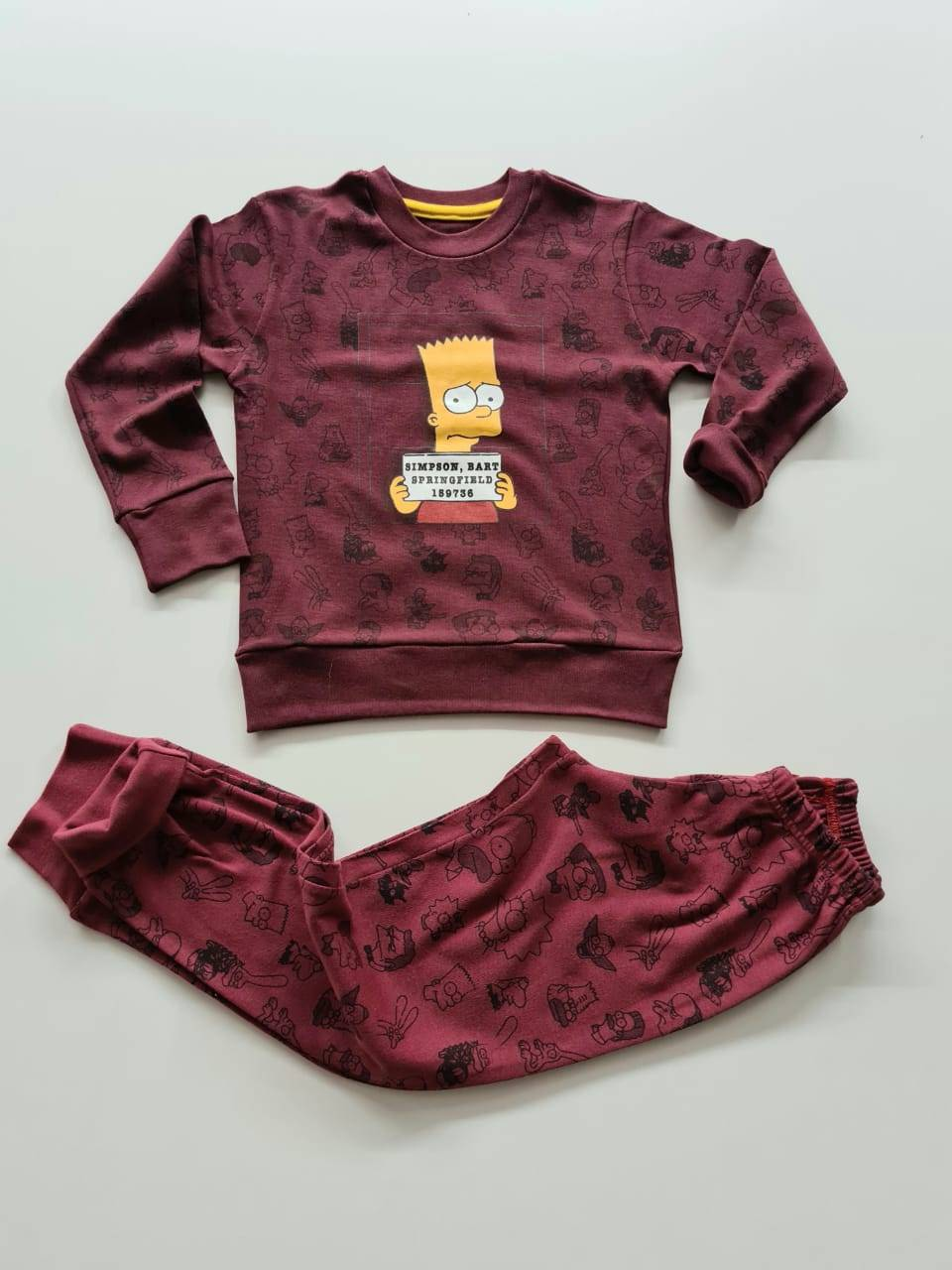 Imagen carrousel Pijama Bart nene 2
