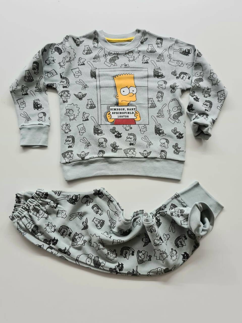 Imagen carrousel Pijama Bart nene 1