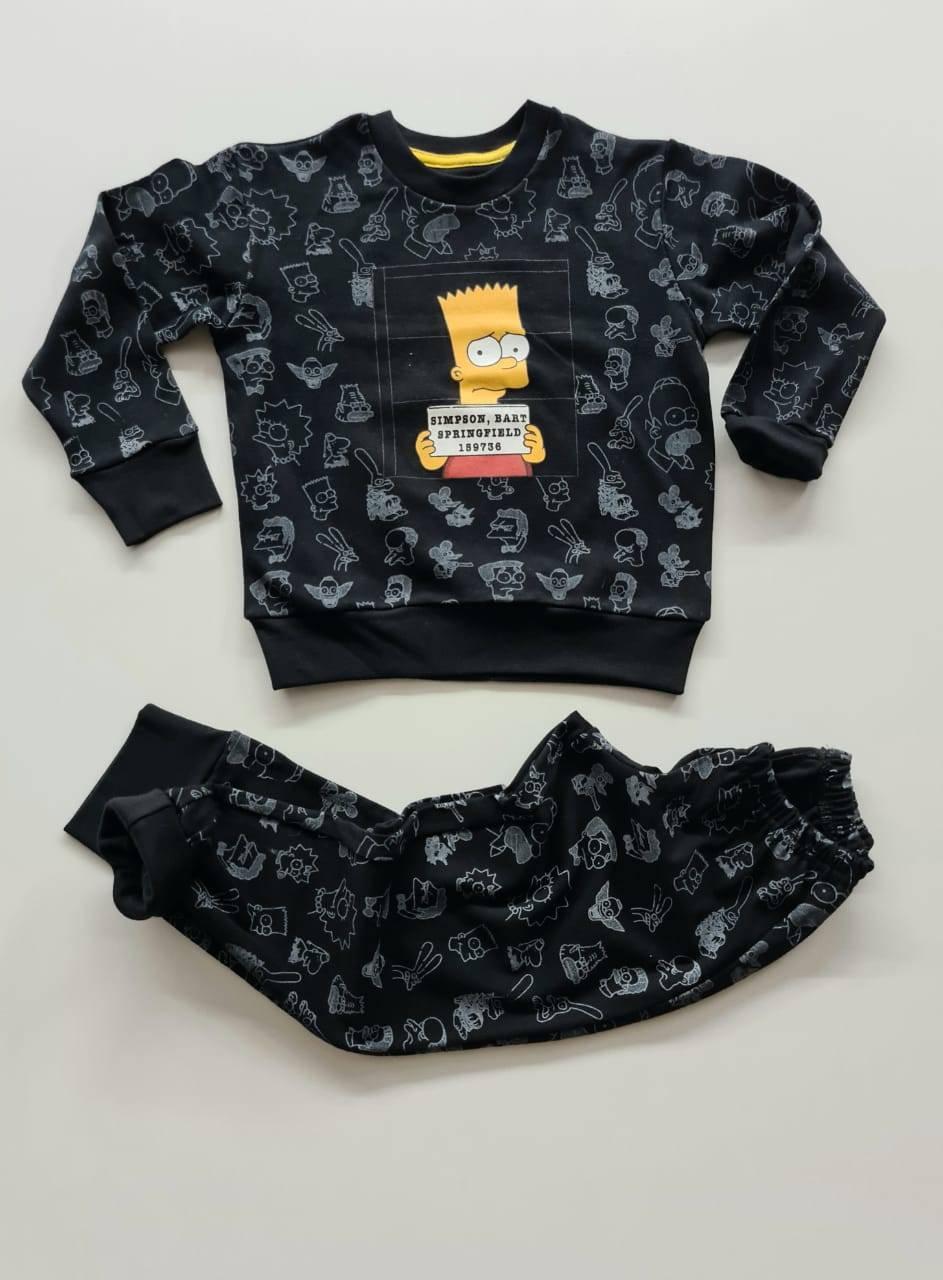 Imagen producto Pijama Bart nene 35