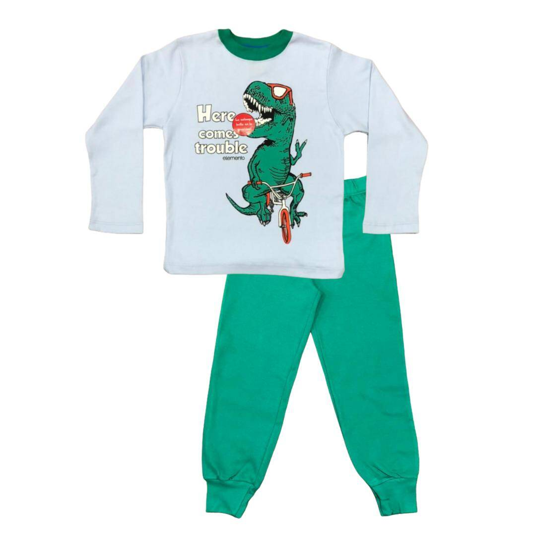 Imagen producto Pijama Elemnto nene Dino 3