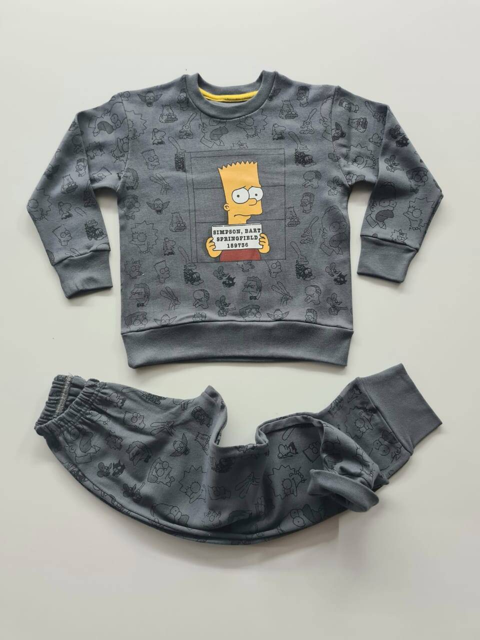 Imagen carrousel Pijama Bart nene 3